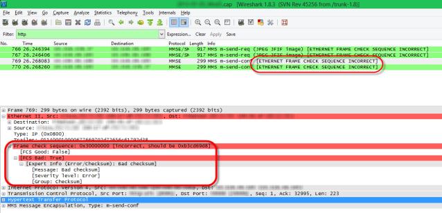 Wireshark-FCS-Incorrect-1 | ModPlusPlus ::: Mod++