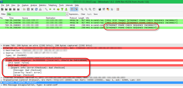 Wireshark-FCS-Incorrect-1