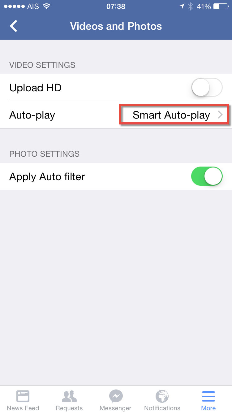 How_to_turn_off_auto_play_video_in_iPhone_Facebook_App_3