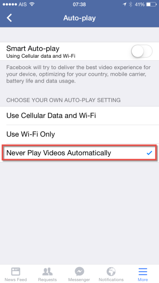 How_to_turn_off_auto_play_video_in_iPhone_Facebook_App_5