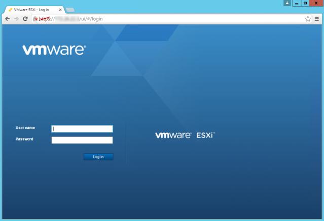 VMware_Host_Client_2